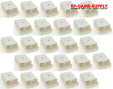 Lot 25 x White Battery Pack Holder Cover Shell for XBOX 360 Wireless Controller