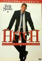 HITCH LUI SI CHE CAPISCE LE DONNE (2005) Will Smith - DVD EX NOLEGGIO - SONY