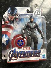 "Marvel Avengers Captain America 6"" Action Figure Model Statue Toy Gift"