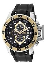 Invicta Men's 19253 I-Force 18k Gold Ion-Plated Stainless Steel Watch - NEW