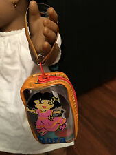 "Doll Purse Wristlet Bag Storage Fits 14"" 15"" 16"" 18"" American Doll, for Girls"