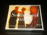 Reader's Digest - Sentimental Strings - 5 CD's Album Box Set - 99 Tracks - 2004