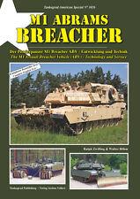 Tankograd 3026: M1 Abrams Breacher (Assault Breacher Vehicle ABV)