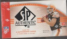 1-2007 UPPER DECK NFL SP AUTHENTIC HOBBY BOX FACTORY SEALED