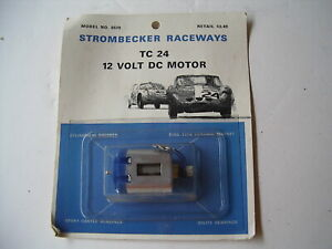 Strombecker TC-24 motor