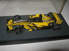 1:43 RENAULT f1 r26 30 ans Anniversary Silverstone 2007 Tameo in Showcase