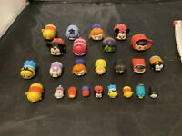 DISNEY MARVEL TSUM TSUM LOT ASSORTED SIZES LOT OF 24 SMALL MEDIUM LARGE