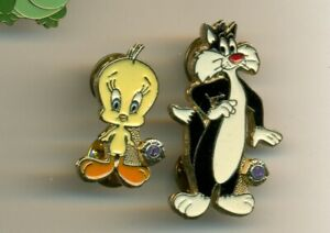 LIONS CLUB PIN(S) -  Sylvester & Tweety