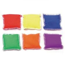 Learning Resources - Bean Bags Rainbow 6/Pk