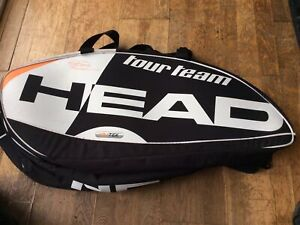 Large Head Tennis Racquet Bag For Multiple Racquets