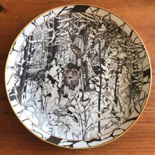 "Bradford Exchange Native American Limited Edition Plate ""Where Paths Cross"""