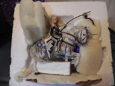 NENE THOMAS Fortitude fairy NIB LE 4800 Figurine FREE SHIP USA ONLY