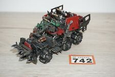 Warhammer 40k Space Orks-Orko trukk Lote 742 Pintado & basado