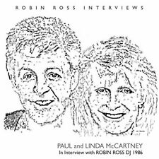 `MCCARTNEY,PAUL`-INTERVIEW BY ROBIN ROSS 1986 (US IMPORT) CD NEW