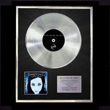 More details for evanescence fallen    cd platinum disc free p+p!!