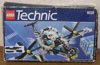 Lego Technic 8222 VTOL Senkrechtstarter 100% komplett Originalkarton Anleitung