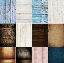 Multiple Types Wooden Board Vinyl Photography Backdrop Photo Background Props