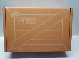 Kiwi Co. Tinker Crate Hydraulic WALKER Dinosaur STEM Kit New In Box