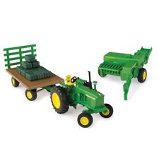 John Deere 1/32 Haying Set - Tractor, Baler and Wagon