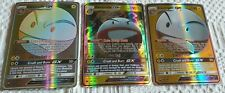 3 X CARTES POKEMON ELECTRODE GX HP190 NEUVE 155/168 - 48/168 - 172/168 FULL ART