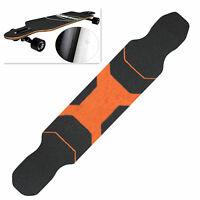 121.5x25cm OS780 Dancing Board Longboard Deck Sandpaper Grip Tape Skateboard New