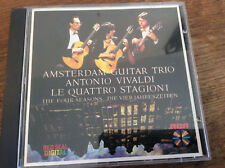 Vivaldi - Die Vier Jahreszeiten [CD Album] RCA  Amsterdam Guitar Trio GITARRE
