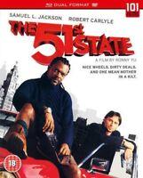 The 51st État Blu-Ray + DVD Blu-Ray (101FILMS336)