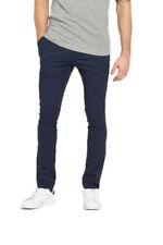 Pantaloni da uomo chino, kaki misto cotone