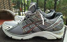 Asics GEL-Foundation 10, T1B3N, Grey, Men's Running Shoes Size 9.5
