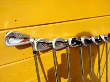 VGC WILSON STAFF DI7 IRON SET R/H UNIFLEX 8 IRONS