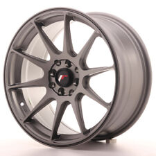 Un Cerchio in lega Japan Racing JR11 17x8.25 ET35 5x100/114.3 C. Fucile
