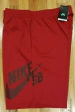 3ff6d504d74d3 Nike Men's SB SUNDAY Dot Logo Athletic Shorts Red Sz 2XL 623810-687  THESPOT917