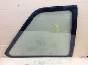 84 85 86 87 Honda Prelude Coupe R Right Quarter Vent Glass Window Used OEM
