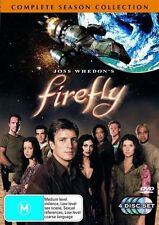 Firefly : Season 1 (DVD, 2006, 4-Disc Set)