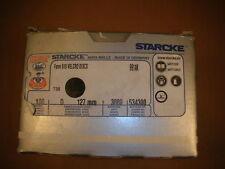 "5"" Dia No Hole 3000 Grit Abrasives Hook and Loop Sanding Paper Disc German 10pcs"