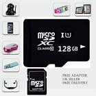 128GB Micro SD Card Class 10 TF Flash Memory Mini SDHC SDXC -FREE ADAPTER