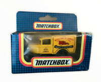 Matchbox MB38 Ford Model A Matchbox Series Boxed Vtg Retro Toy Car 1987 (s
