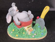 Charming Tails Silvestri Gardening Break Rabbit Flower Pot 87/364