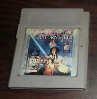 Nintendo Game Boy. Super Star Wars Return of the Jedi (Worn Label) DMG-ARJE-USA
