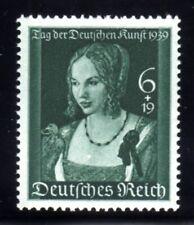 German Empire-third reich .1939.ww2. mich .700 German Art Day mnh ** deutsches reich
