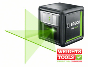 Bosch QUIGO GREEN LINE - Cross Line Laser 0603663C000 3165140974028 .