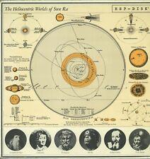THE HELIOCENTRIC WORLDS OF SUN RA II. sun ra & his solar arkestra. FONTANA L.P