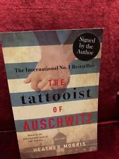 The Tattooist of Auschwitz by Heather Morris Paperback Book 2018