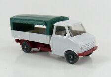 Bedford Blitz Transporter Pritsche/P grau-grün Wiking 1:87 H0 ohne OVP [HB11-E7]