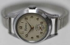 Rare 1950's - Kawen Antimagnetic Inox Swiss Women's Field Watch Runs/Keeps Time