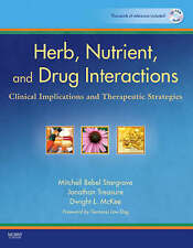 Herb, Nutrient, and Drug Interactions: Clinical Implications and Therapeutic Str
