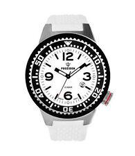 Mechanisch - (automatische) Armbanduhren mit Silikon -/Gummi-Armband für Herren