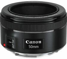 CANON EF 50 mm f/1.8 STM Standard Prime Lens - Currys