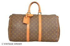 Louis Vuitton Monogram Keepall 45 Travel Bag M41428 - YG01028