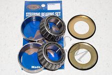 Suzuki Yamaha New K&L Steering Stem Shaft Race & Bearing Kit 0163-010
